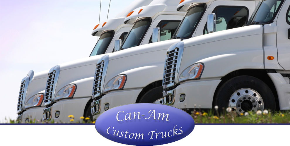 Ship-Thru Services | Can-Am Custom Trucks, Inc.